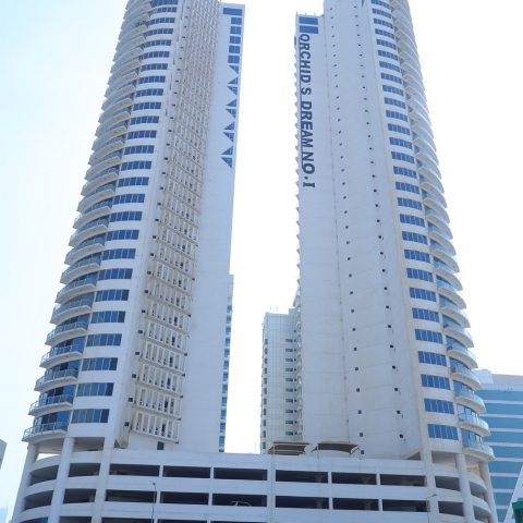Dream Tower 1 & 2 , Sanabis